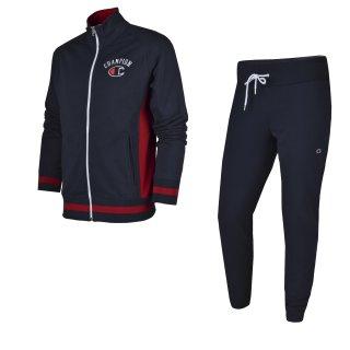 Костюм Champion Full Zip Suit - фото 1
