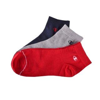 Носки Champion 3pp Short Socks - фото 1