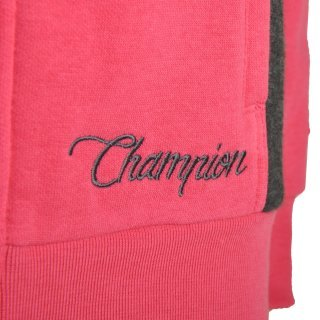 Костюм Champion Hooded Full Zip Suit - фото 6