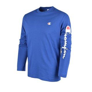 Футболка Champion Long Sleeve Crewneck T'shirt - фото 1