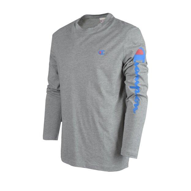 Футболка Champion Long Sleeve Crewneck T'shirt - фото