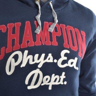 Кофта Champion Hooded Sweatshirt - фото 3