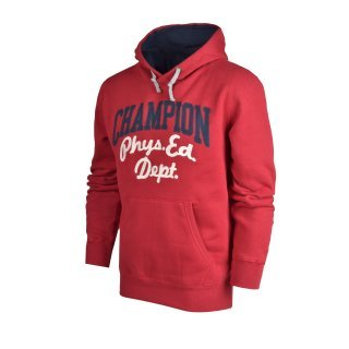 Кофта Champion Hooded Sweatshirt - фото 1