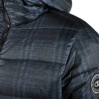Куртка-пуховик Champion Hooded Jacket - фото 3