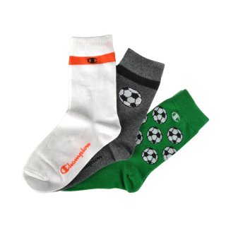 Носки Champion 3PP Crew Socks - фото 1