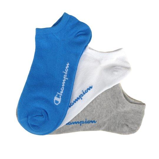Носки Champion 3pk Sneaker Socks - фото