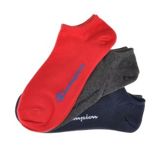Носки Champion 3pk Sneaker Socks - фото 1