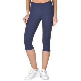 Лосины Champion 3/4 Leggings - фото 1