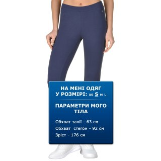 Лосины Champion 3/4 Leggings - фото 6