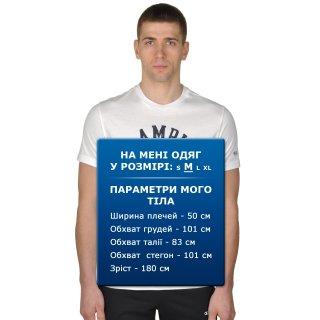 Футболка Champion Crewneck T'shirt - фото 6