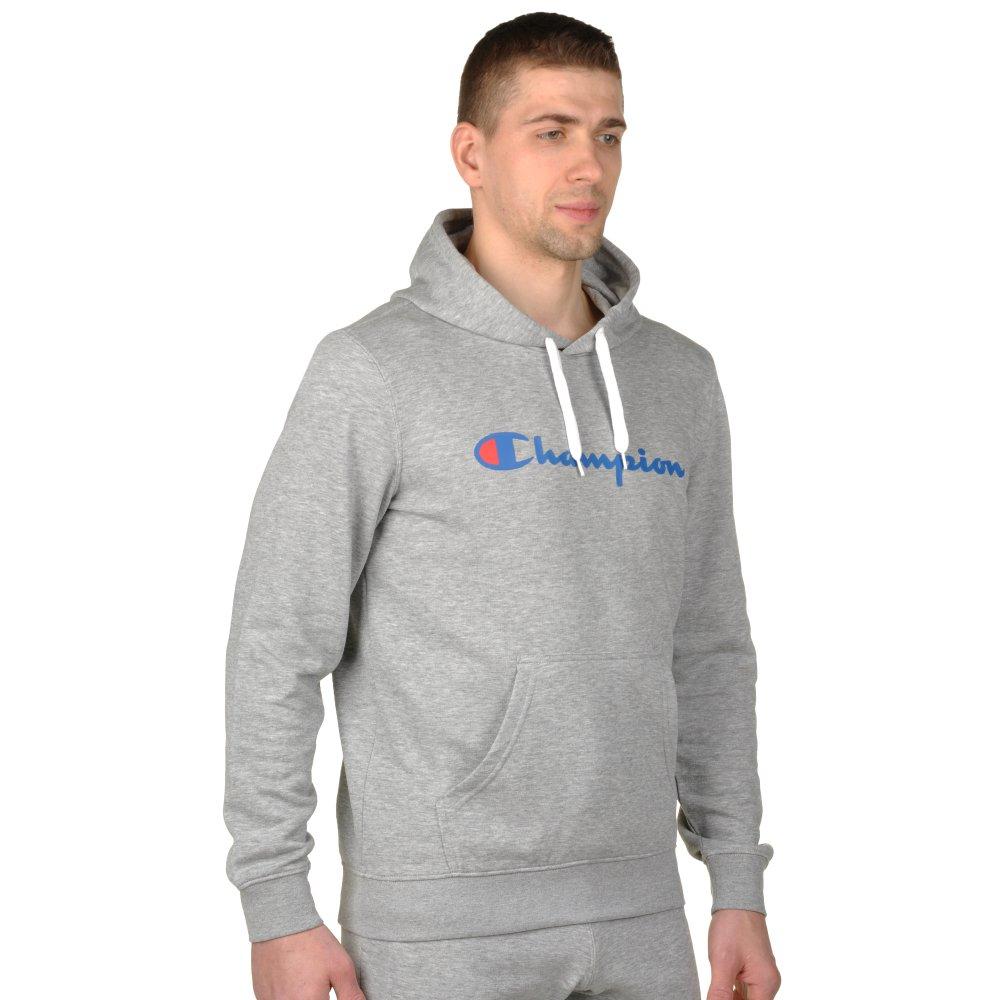 Кофта Champion Hooded Sweatshirt посмотреть в MEGASPORT cha209486-OXG 50a647a9f29