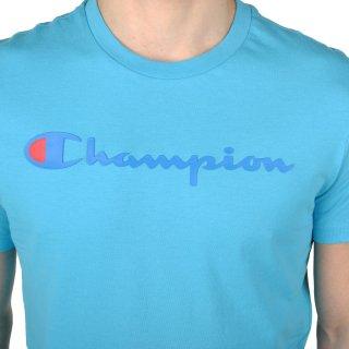 Футболка Champion Crewneck T'shirt - фото 5