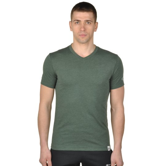 Футболка Champion V-Neck T'shirt - фото