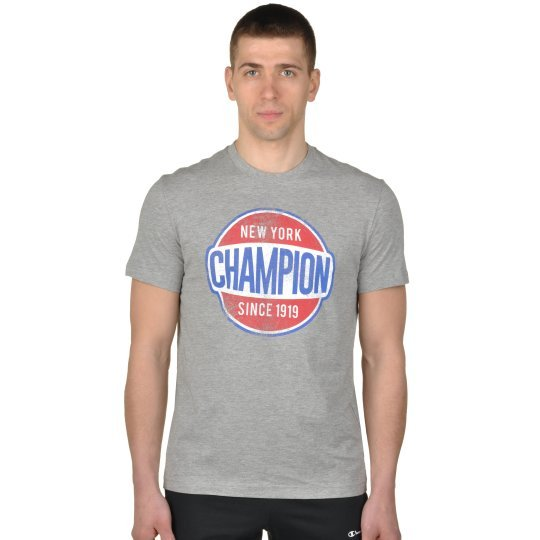 Футболка Champion Crewneck T'shirt - фото