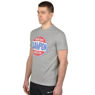 Футболка Champion Crewneck T'shirt - фото 2