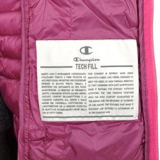 Куртка Champion Hooded Jacket - фото 8