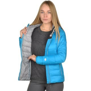 Куртка Champion Hooded Jacket - фото 6