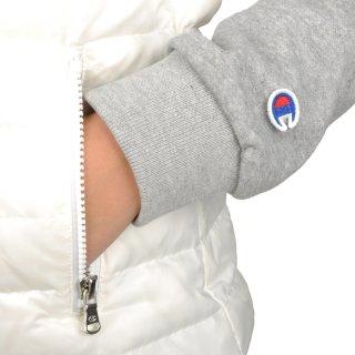 Куртка-пуховик Champion Hooded Jacket - фото 7
