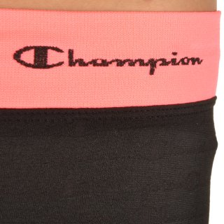 Леггинсы Champion 3/4 Leggings - фото 5