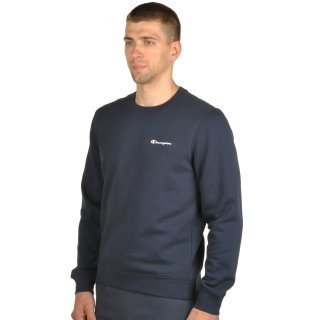 Кофта Champion Crewneck Sweatshirt - фото 2