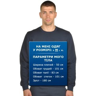 Кофта Champion Crewneck Sweatshirt - фото 6