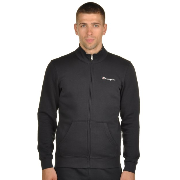 Кофта Champion Full Zip Sweatshirt - фото