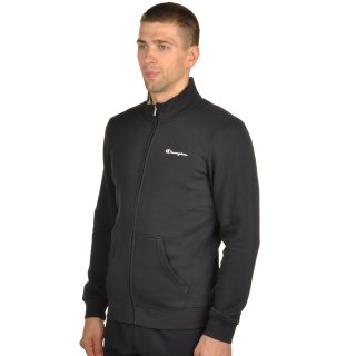 Кофта Champion Full Zip Sweatshirt - фото 2