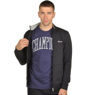 Кофта Champion Full Zip Sweatshirt - фото 5