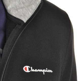 Кофта Champion Full Zip Sweatshirt - фото 6