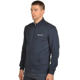 Кофта Champion Full Zip Sweatshirt - фото 2