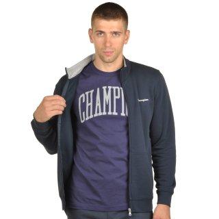 Кофта Champion Full Zip Sweatshirt - фото 5