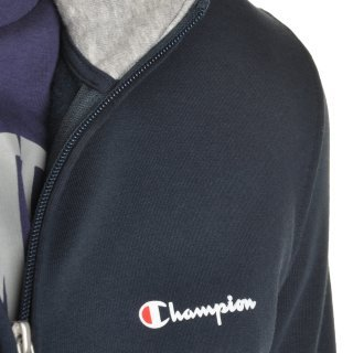 Кофта Champion Full Zip Sweatshirt - фото 6