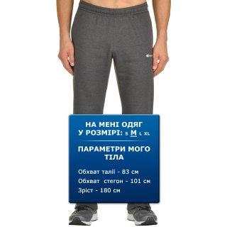 Брюки Champion Straight Hem Pants - фото 6
