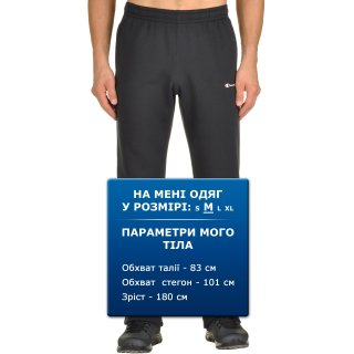 Брюки Champion Straight Hem Pants - фото 6