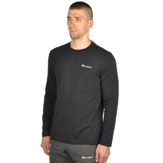 Футболка Champion Long Sleeve Crewneck T-Shirt - фото 2
