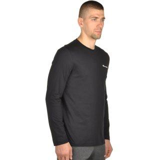 Футболка Champion Long Sleeve Crewneck T-Shirt - фото 4