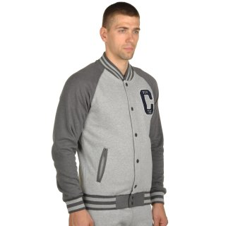 Кофта Champion Bomber Sweatshirt - фото 4