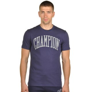 Футболка Champion Crewneck T-Shirt - фото 1