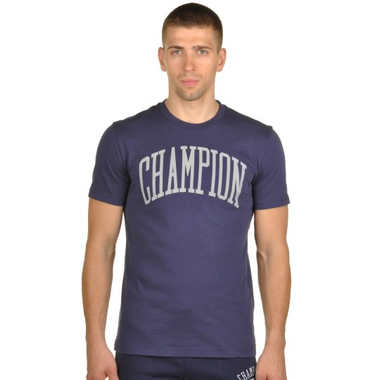 Футболка Champion Crewneck T-Shirt - фото