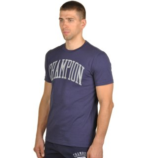 Футболка Champion Crewneck T-Shirt - фото 2