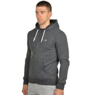 Кофта Champion Hooded Full Zip Sweatshirt - фото 2