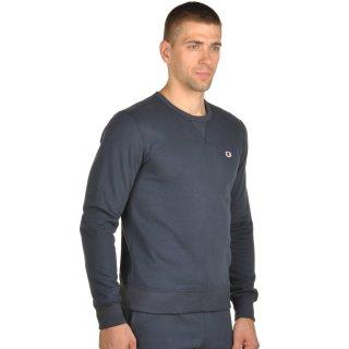 Кофта Champion Crewneck Sweatshirt - фото 4