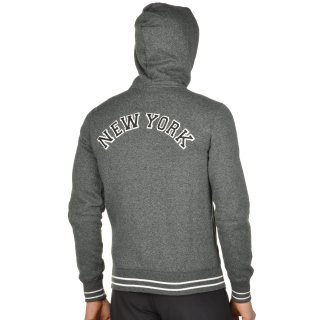 Кофта Champion Full Buttoned Hooded Sweatshirt - фото 3