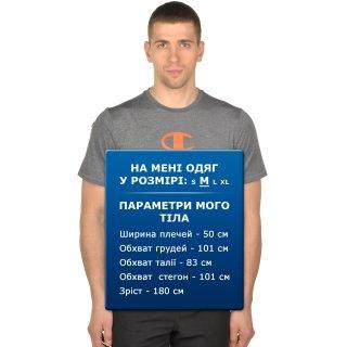 Футболка Champion Crewneck T-Shirt - фото 6