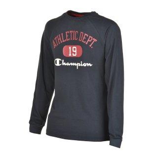 Кофта Champion Long Sleeve T-Shirt - фото 1