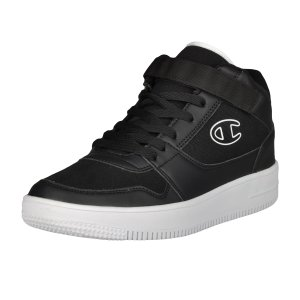 Кеды Champion Mid Cut Shoe Rebound Canvas/Mesh - фото 1