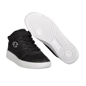 Кеды Champion Mid Cut Shoe Rebound Canvas/Mesh - фото 3