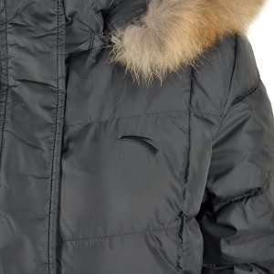 Куртка-пуховик Anta Long Down Jacket - фото 3