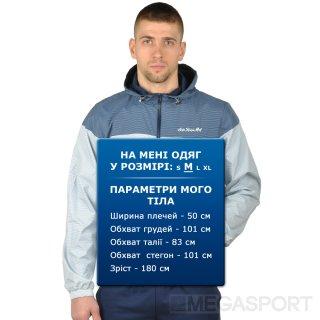 Куртка-ветровка Anta Single Jacket - фото 6