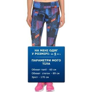 Лосины Anta Knit 3/4 Pants - фото 5